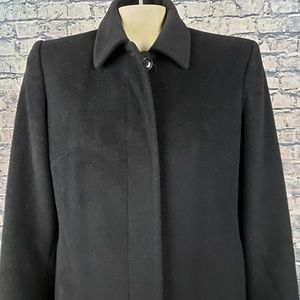 Brooks Brothers Cashmere Overcoat, Size 4